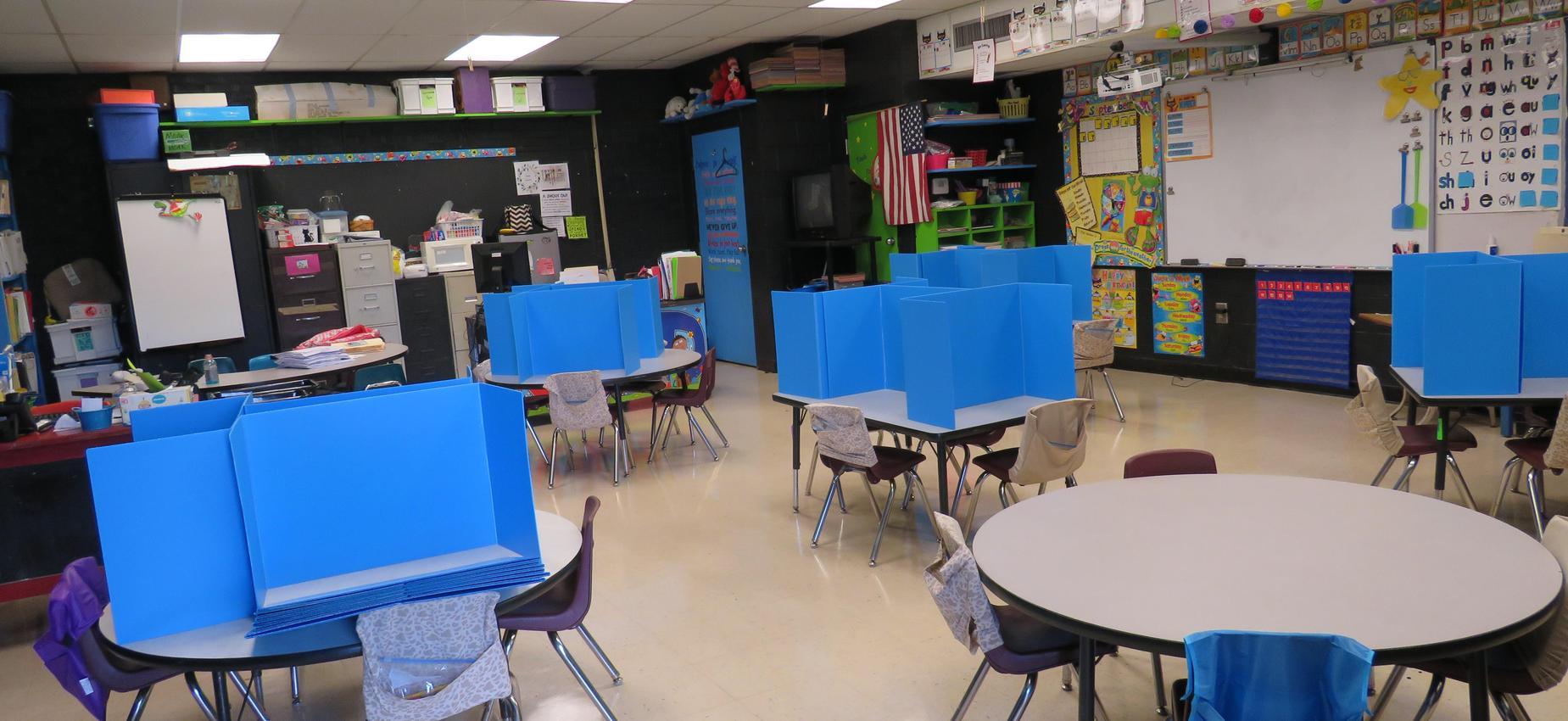 Topeka Tilton Classroom