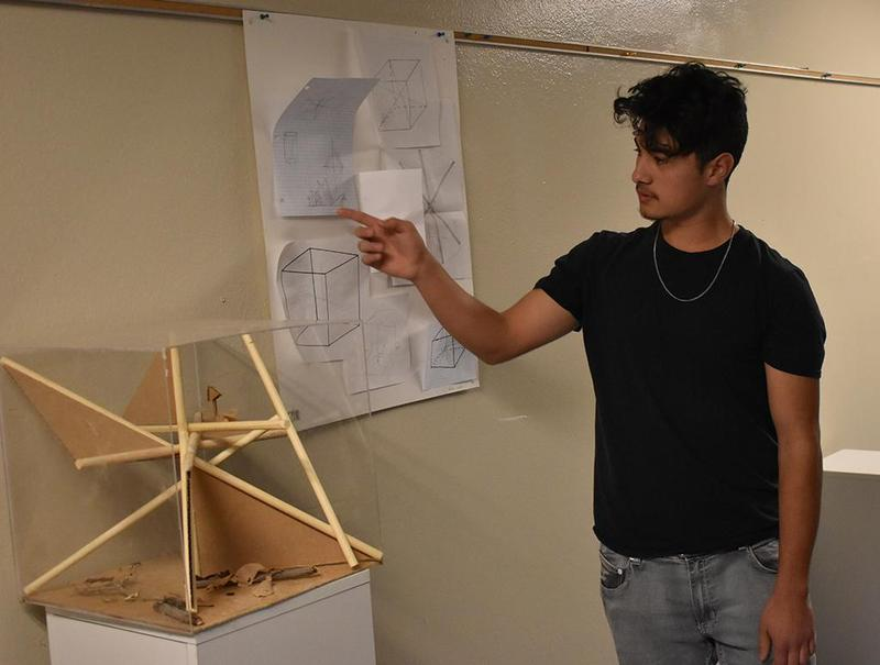 Art Students Create Homes to Improve Lives of Favorite Characters Featured Photo