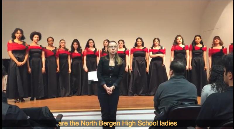 NBHS Ladies' Ensemble