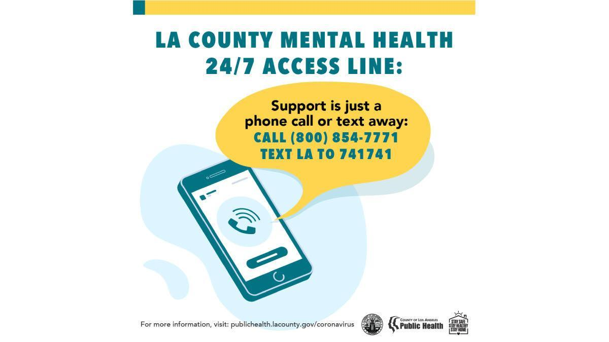 L.A. County Help Line