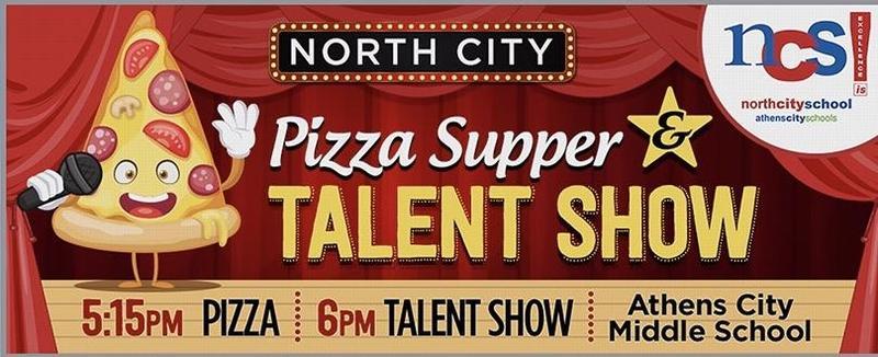 Pizza Supper/Talent Show
