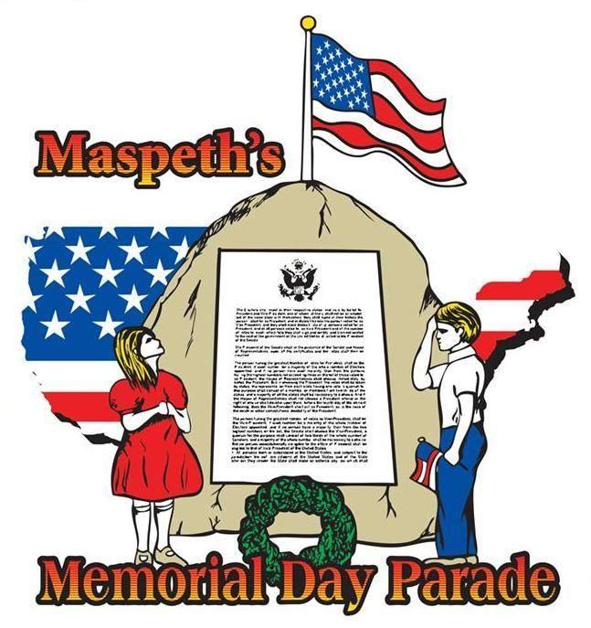 Maspeth High School Community Takes Part in Maspeth Memorial Day Parade Featured Photo
