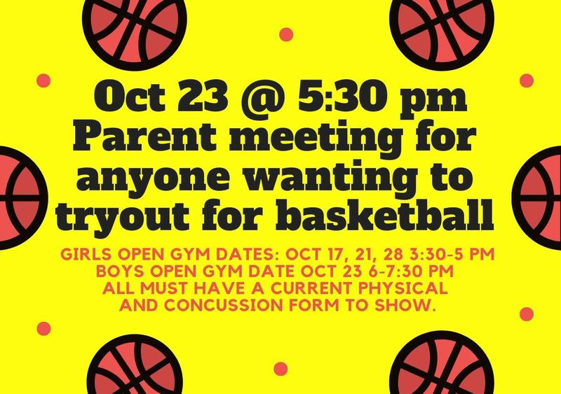 Basketball Parent Meeting Thumbnail Image