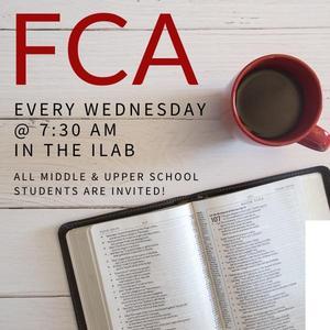 FCA Meeting