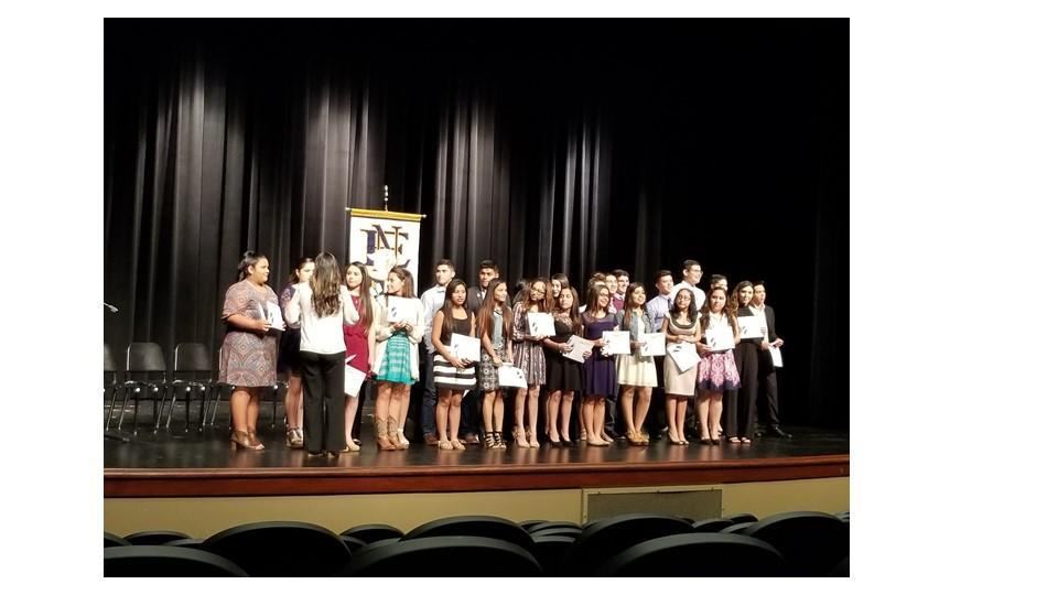ENHS National Technical Honor Society