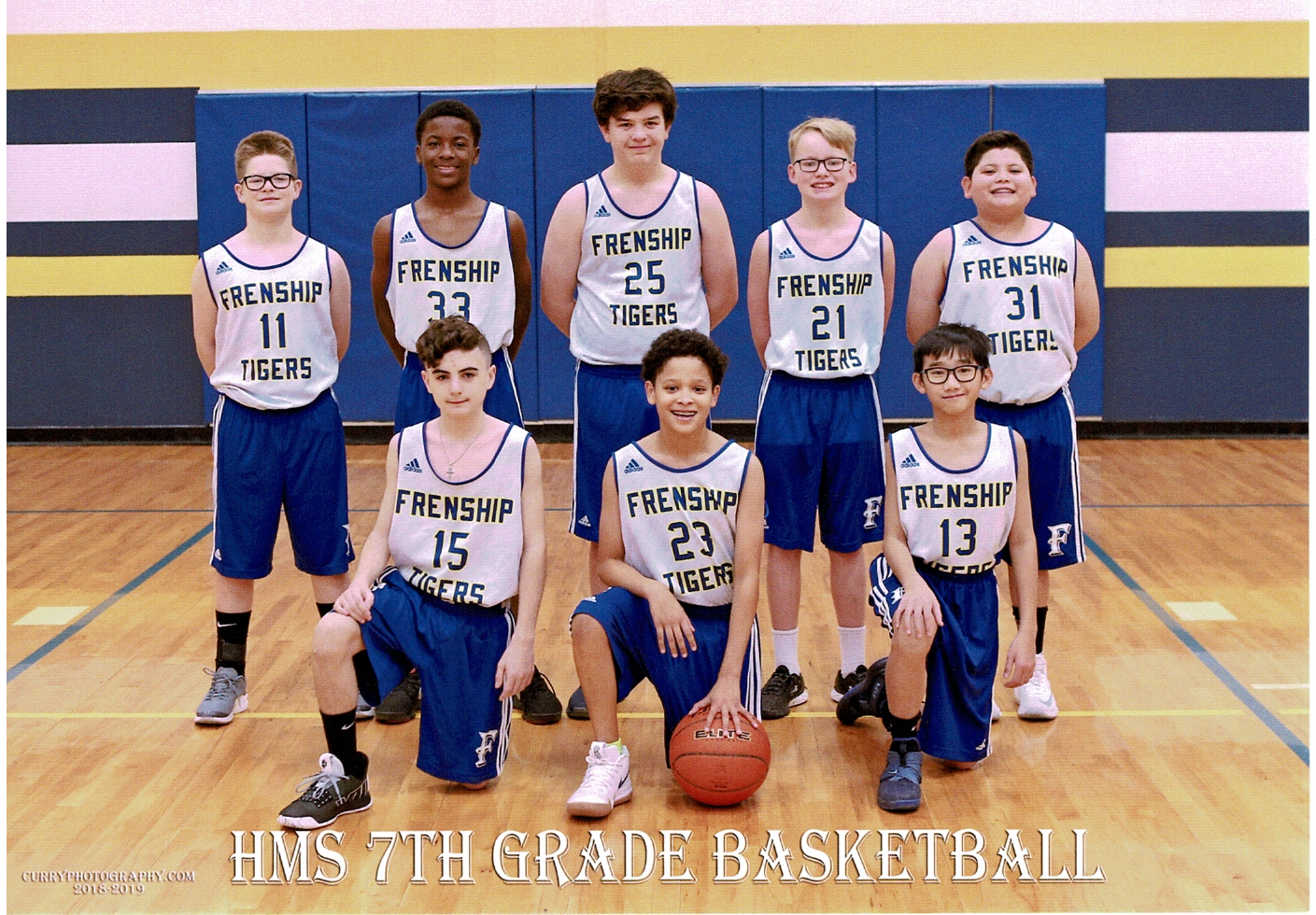 7th Basketball