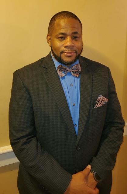 Montrell Moore, Asst Principal