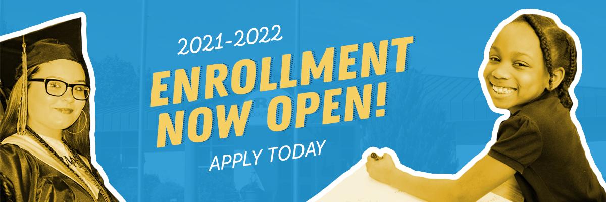 Enrollment Banner Image
