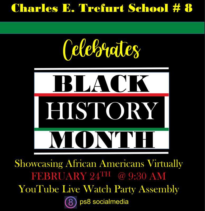 2021 PS Black History Month Assembly Featured Photo