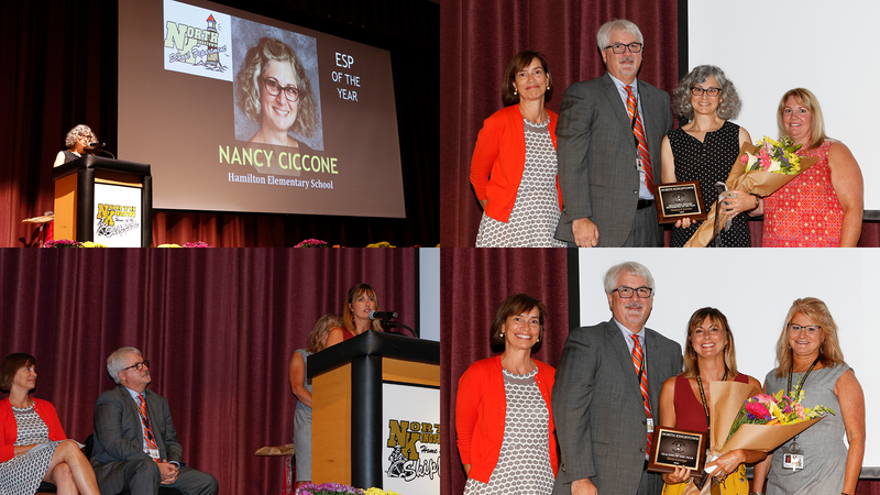 2019 Teacher and ESP of the Year Featured Photo