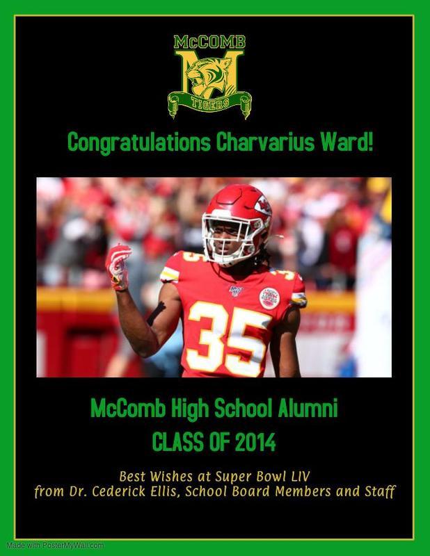 Congratulations Charvarius Ward!  #ItsComeBackTime