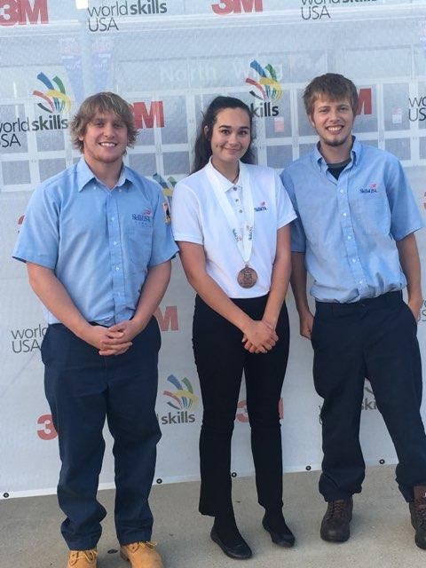 SkillsUSA Nationals Participants