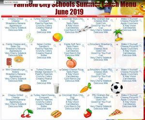 Summer Lunch Program Menu image June.JPG