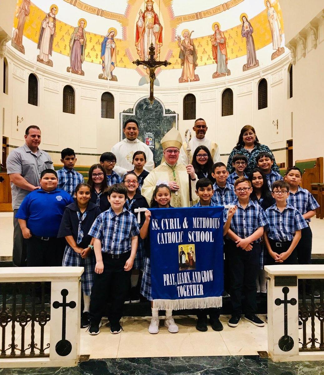 5th Grade Mass