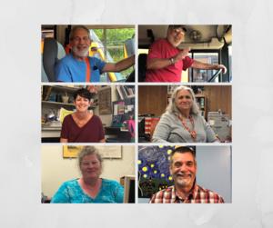 SISD 2019 Retirees