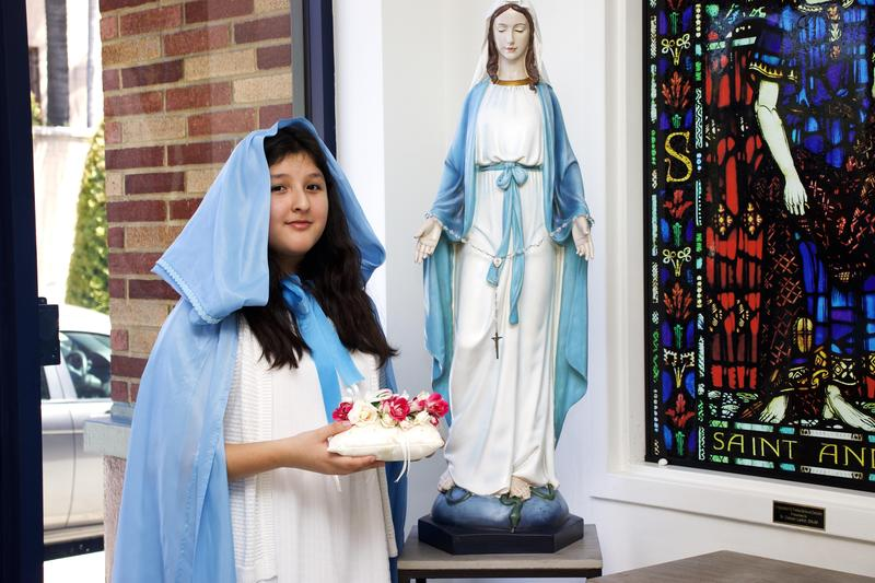 St. Andrew Catholic School May Crowning Featured Photo