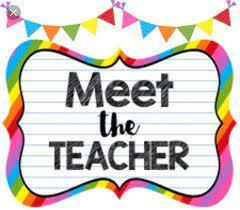 MEET the TEACHER NIGHT/DAY  (PLEASE ATTEND ONLY ONE) Featured Photo