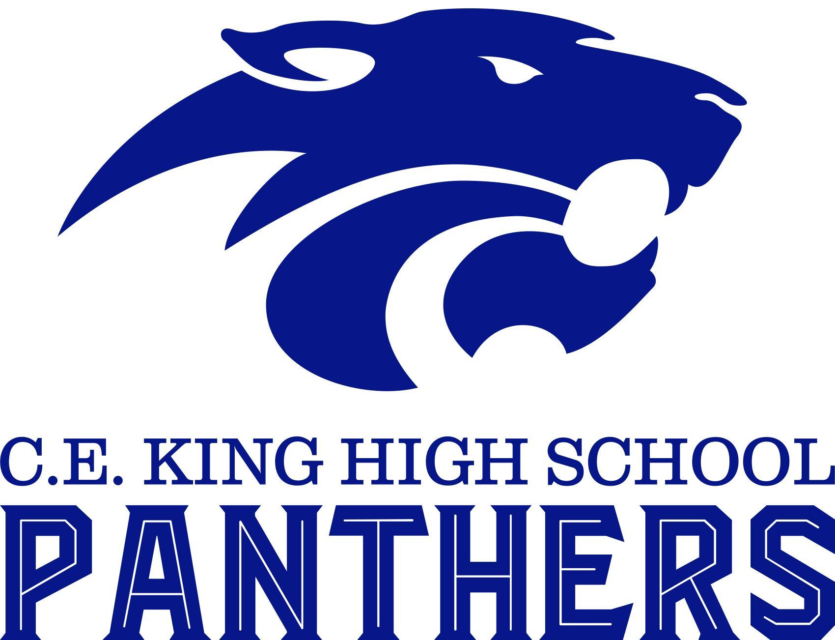 C E King High School logo