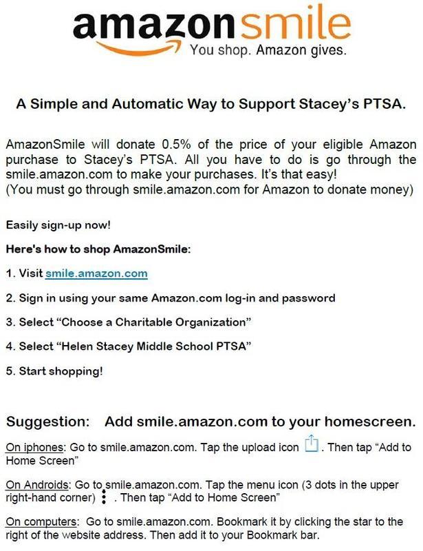 Amazon Smile Fundraiser Featured Photo