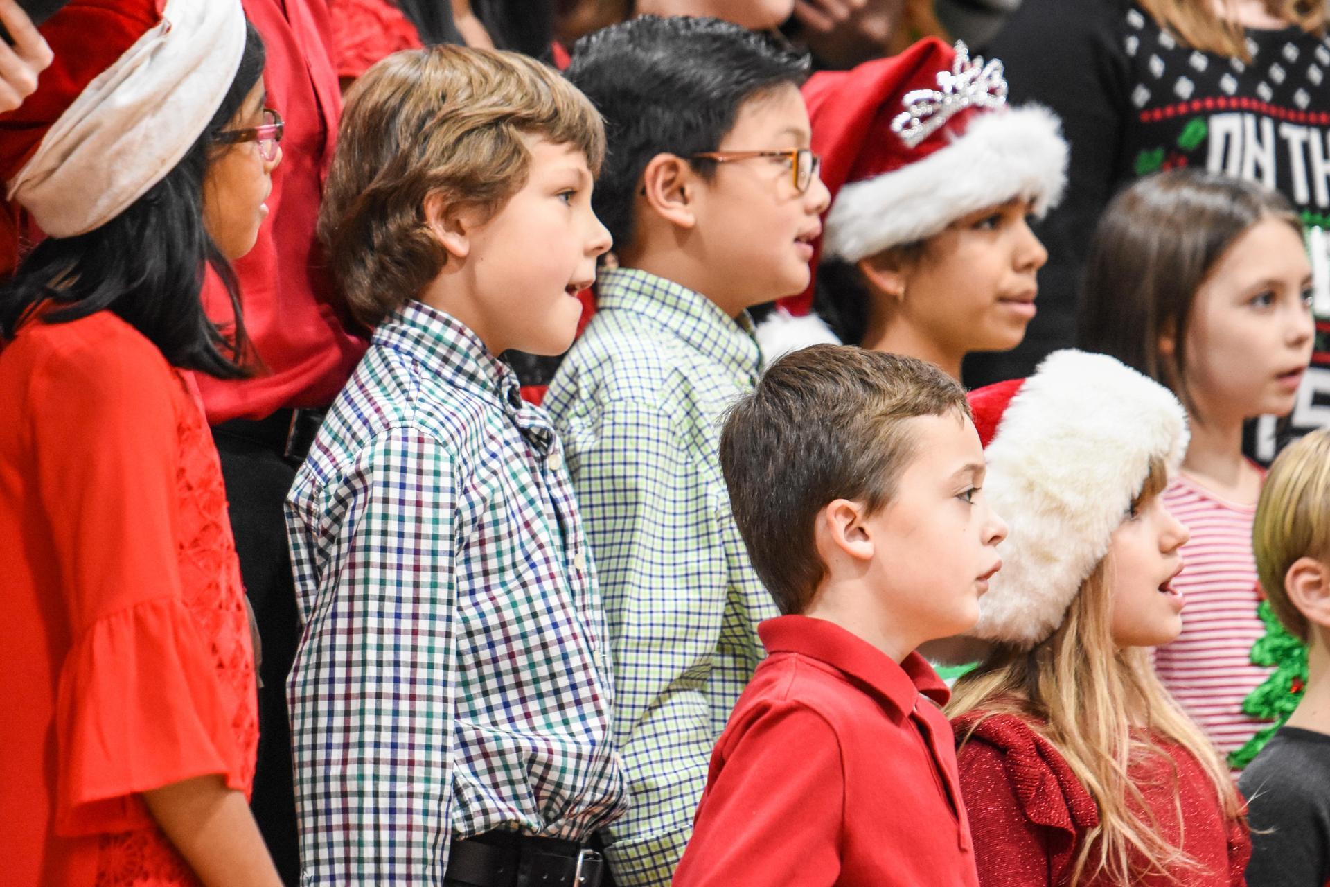 LS Chorus Holiday Concert