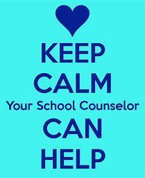 Keep Calm your school counselor