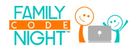 Family Code Night Logo