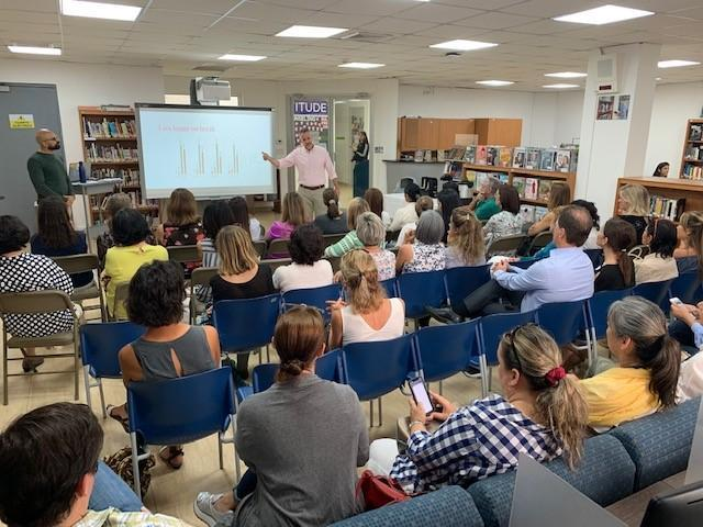 Parent-Counselor Discussion on Happiness Featured Photo