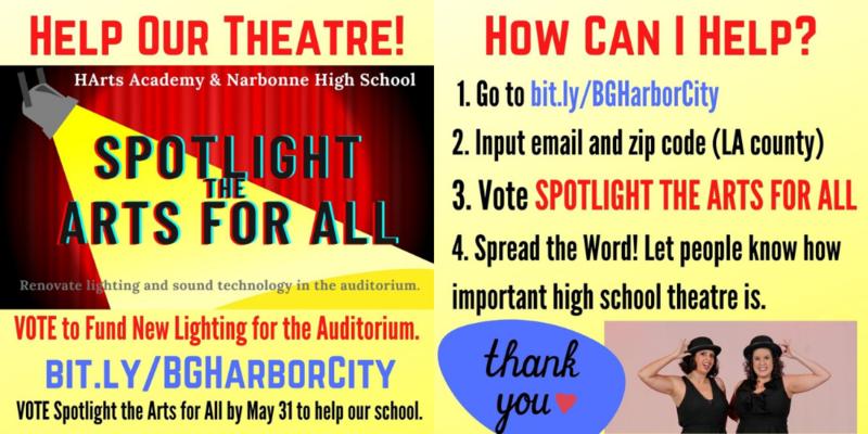 VOTE to support Auditorium Renovation Thumbnail Image