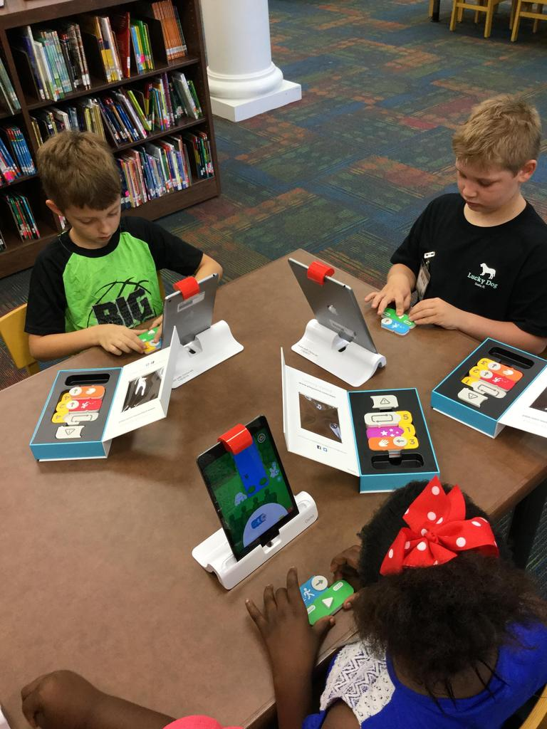 Tech Time with OSMO