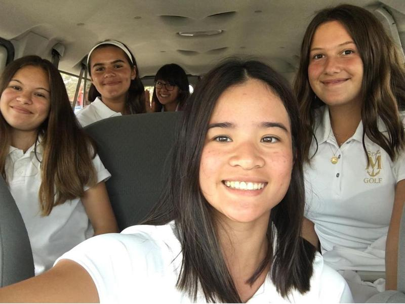 Girls Golf Headed to League Prelims Featured Photo