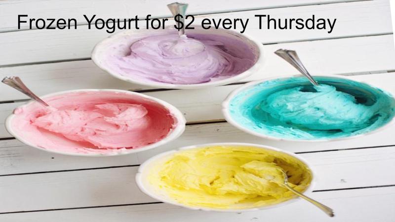 Frozen Yogurt Featured Photo