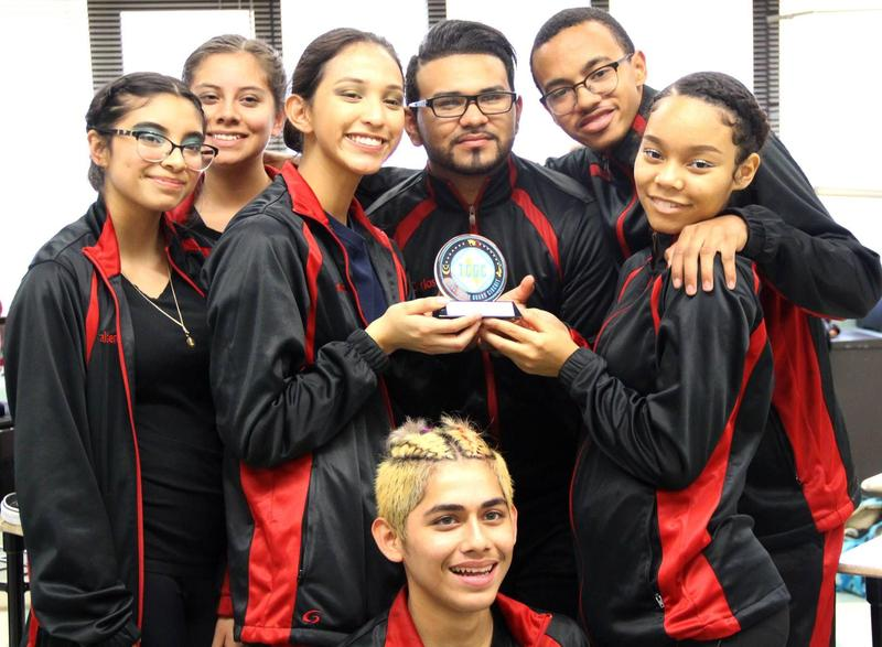 Manor High School Dance and Winterguard Teams Earn High Rankings at Area Competitions Thumbnail Image