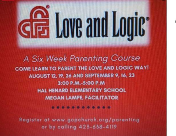 Love and Logic Parenting Class