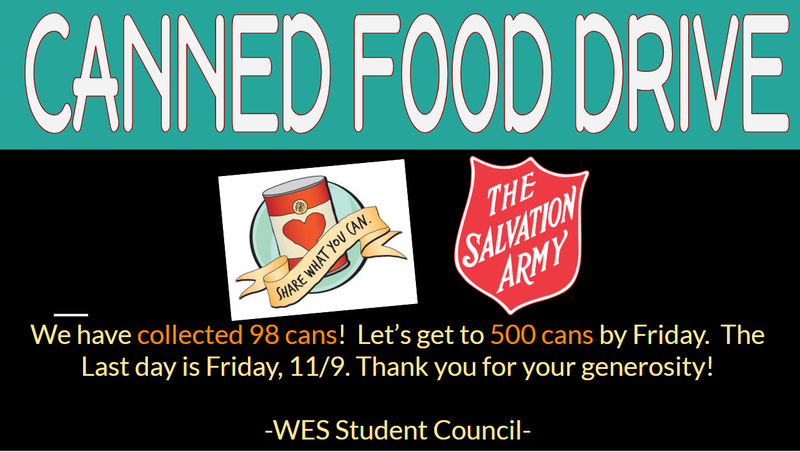 Bring in cans
