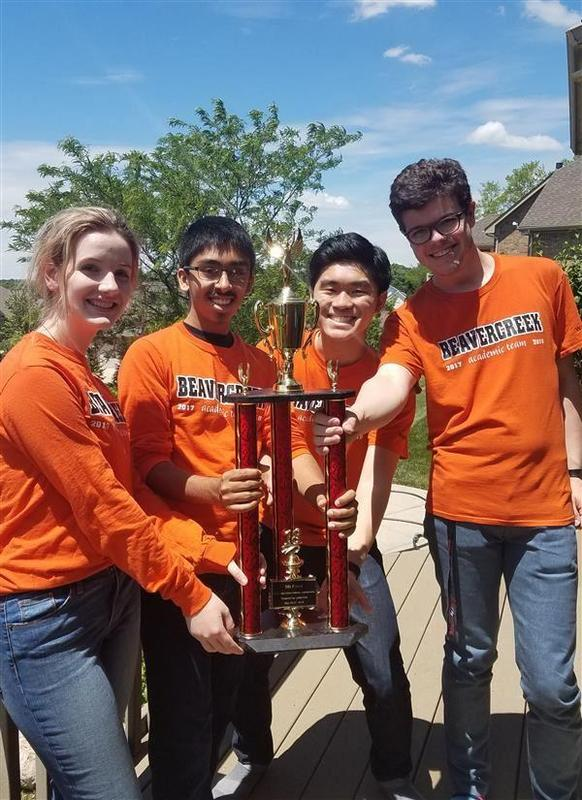 Beavercreek High School Academic Team