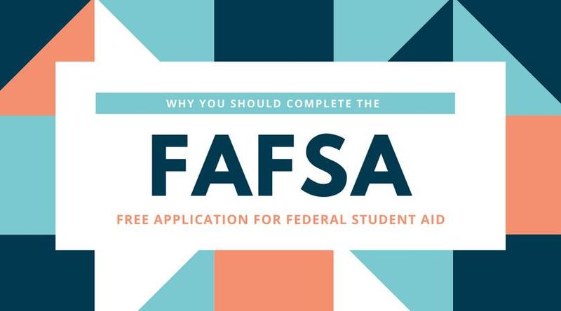 FAFSA Opportunities Throughout October & November Featured Photo