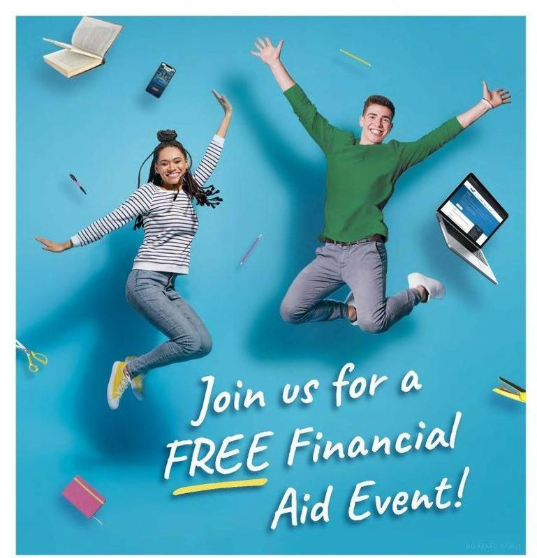 PHEAA FINANCIAL AID NIGHT (Virtual) Thumbnail Image