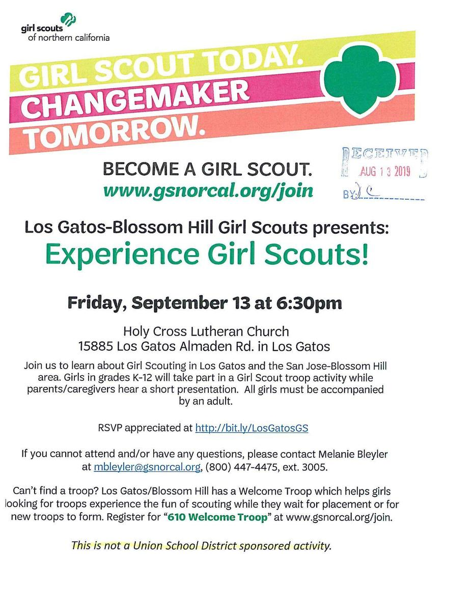 Girl Scouts Northern California