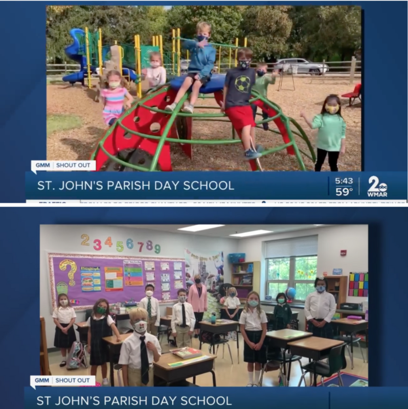 St. John's Continues to Shine! Thumbnail Image