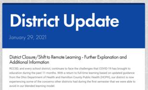 District Update 1-29