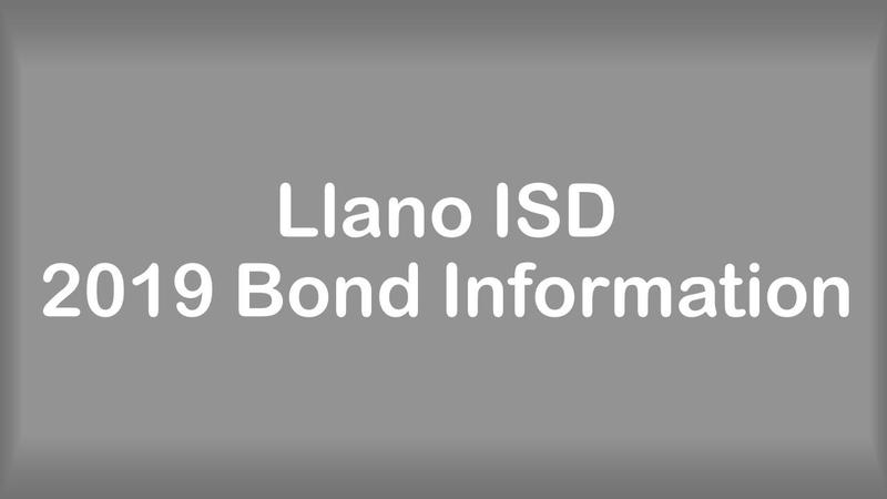 2019 Bond Information Featured Photo