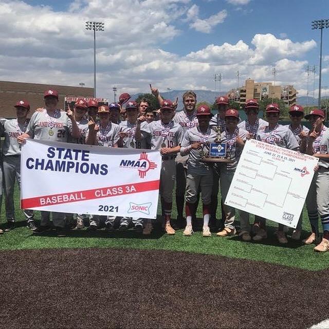 Baseball Seizes State Baseball 3A Championship Featured Photo