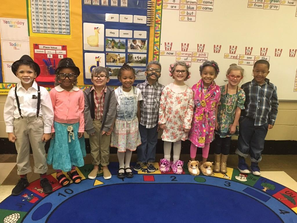 100 th day of school