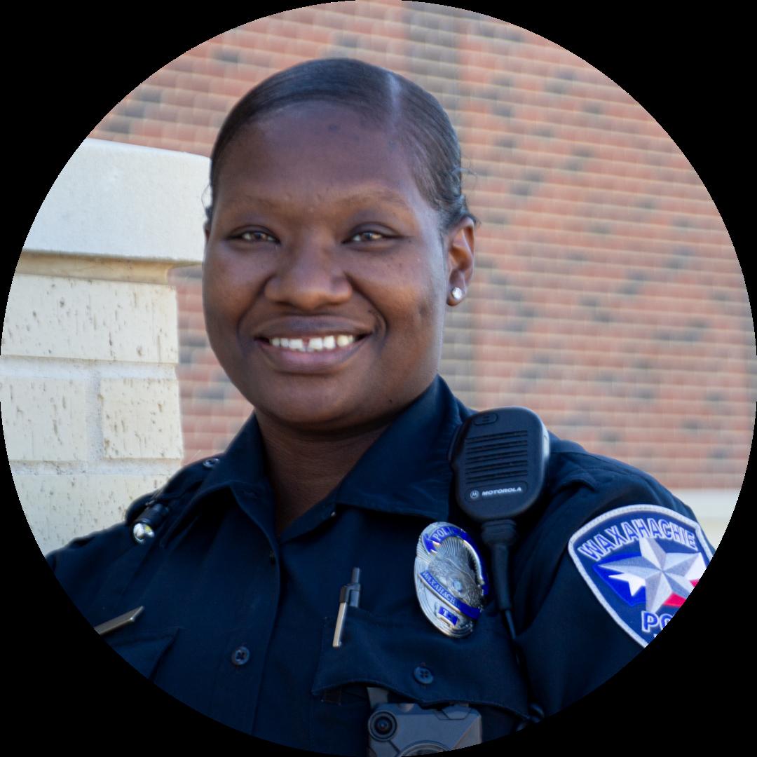 headshot of officer martin