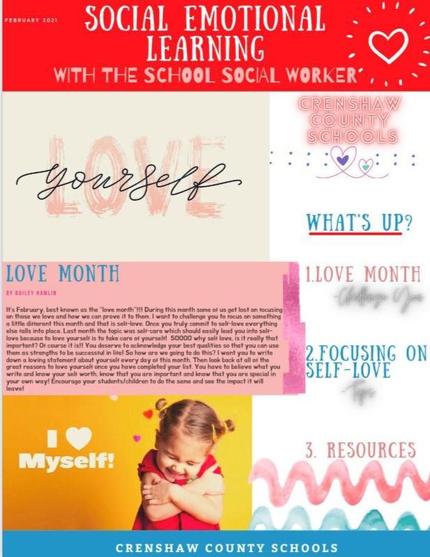 Social Worker Newsletter