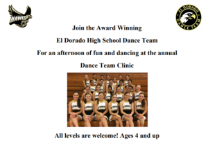 Dance Team Clinic