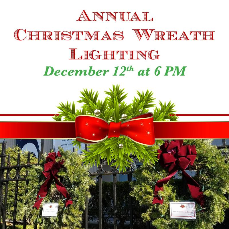 CHRISTMAS WREATH LIGHTING Thumbnail Image