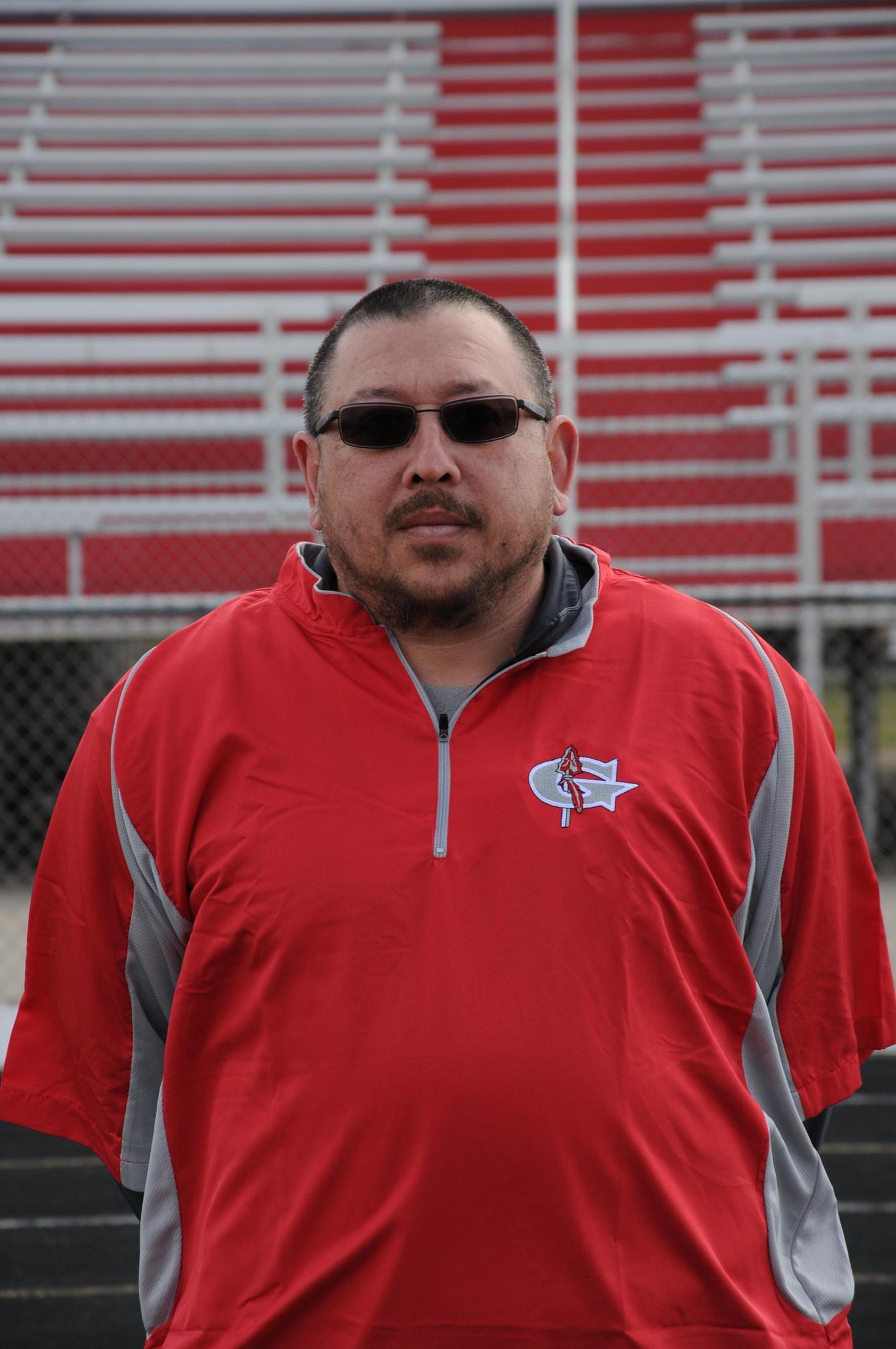 JV Coach Ulrey
