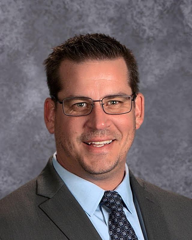 Image of Joshua Porter, Ed.D., Principal
