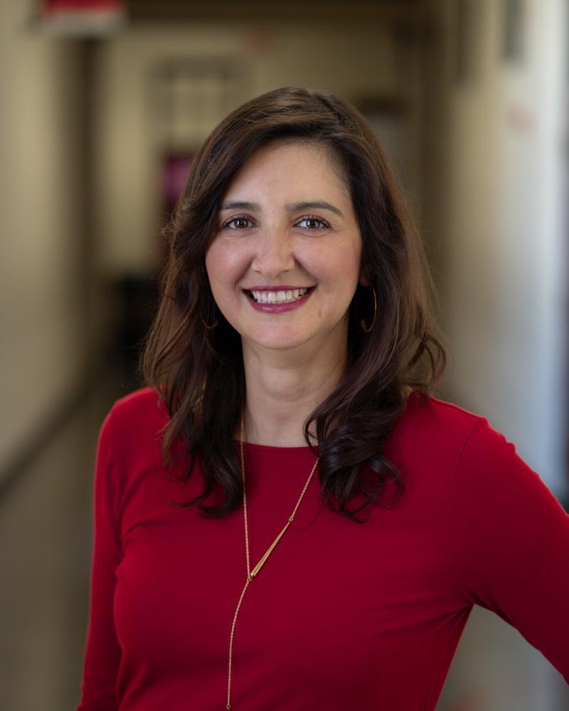 Principal Gabriela Aldana